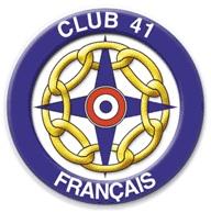 Logo club 41 Français